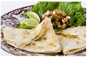 Greenberg Smoked Turkey Quesadillas Recipe